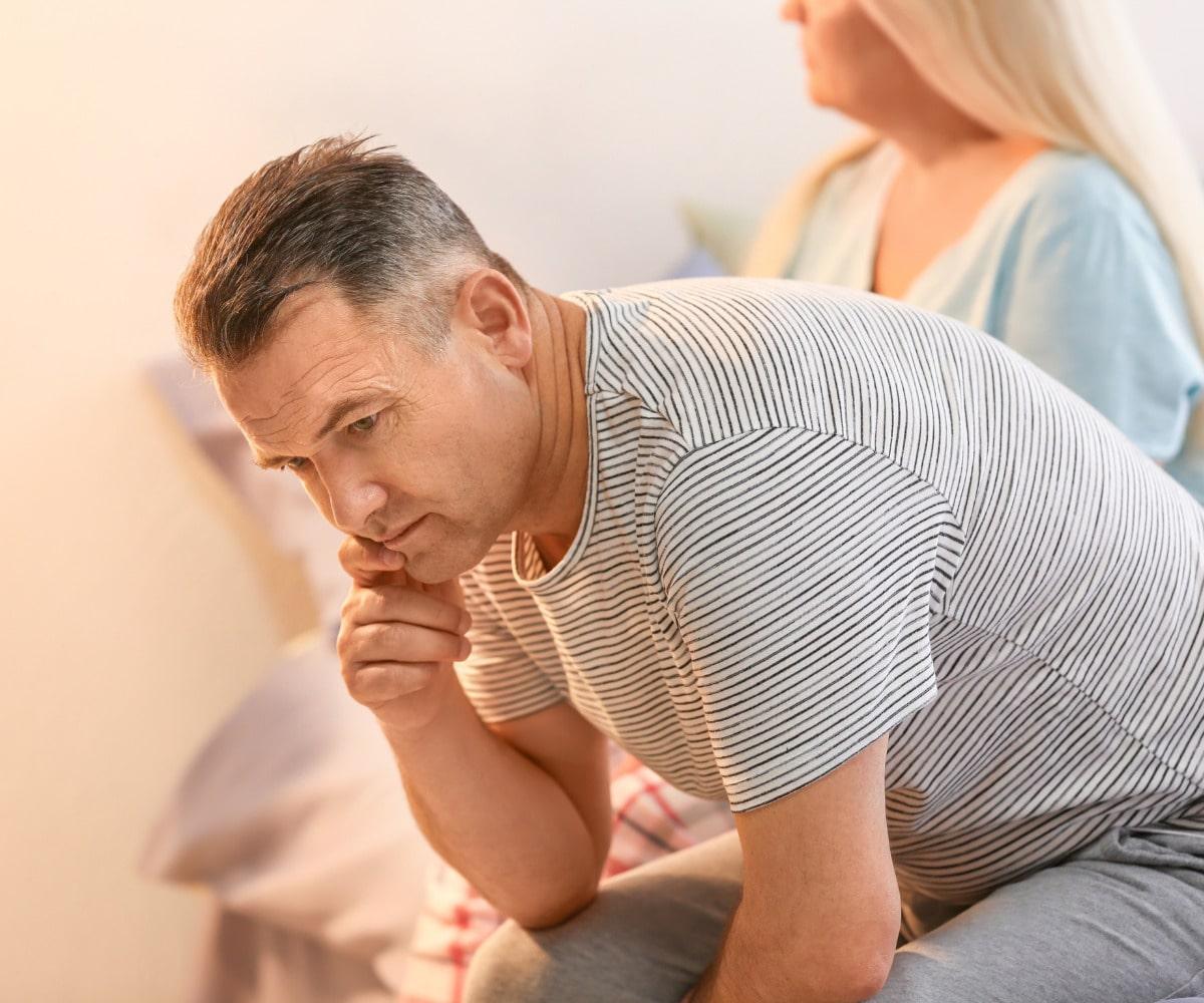 La eyaculación escasa, ¿puede deberse a una prostatitis?