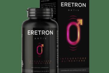 ¿Funciona Eretron Aktiv Tablets? ¿Fraude? ¿Contraindicaciones? Opiniones